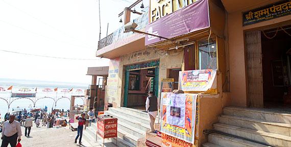 インドでのゲストハウス運営・写真